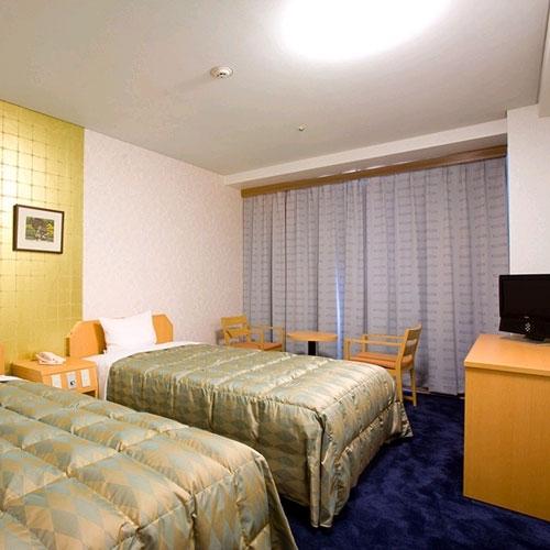ハイネスホテル久留米/客室