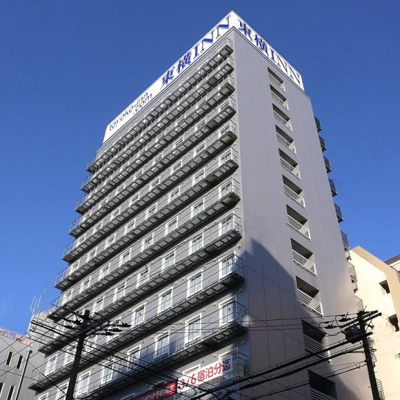 東横イン大阪船場2/外観