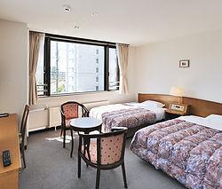 バリアフリーホテル メルシー/客室
