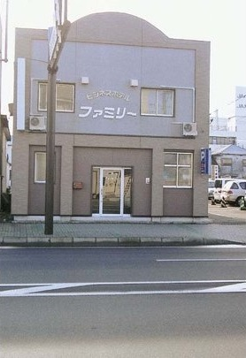 ビジネスホテルファミリー/外観