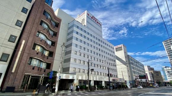 長崎バスターミナルホテル/外観