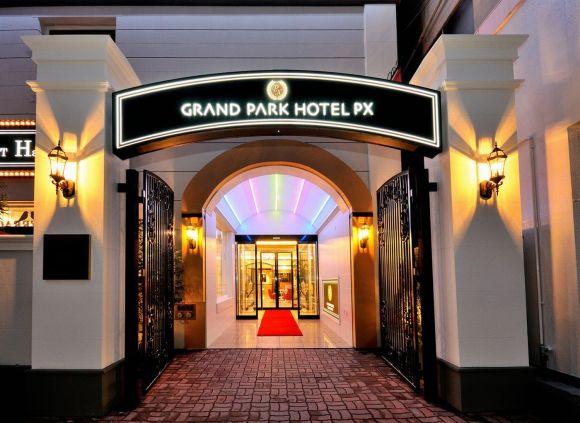 グランパークホテルパネックス八戸/外観