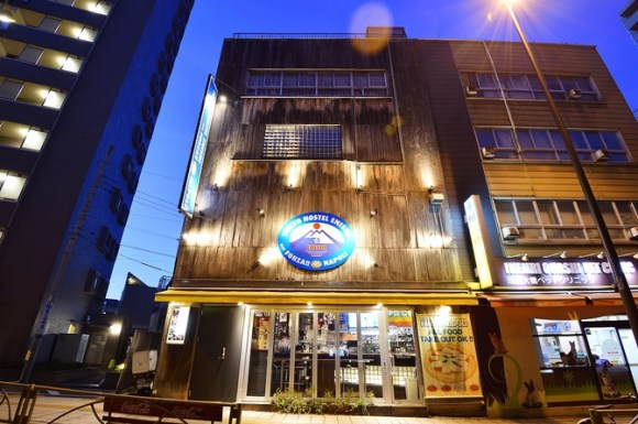 Tokyo Hostel ENISHI/外観
