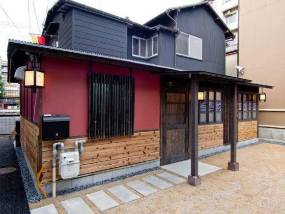 Gasthaus44higashimikuni/外観