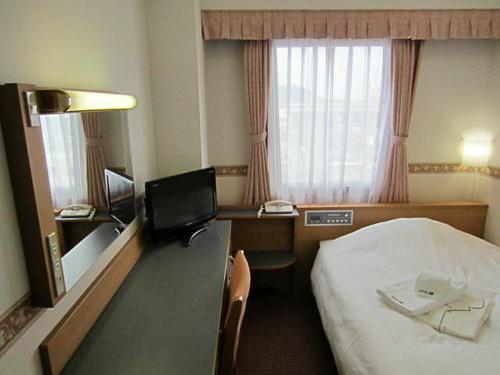 ホテルアルファーワン小郡/客室