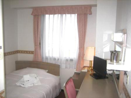 ホテルアルファーワン山口インター/客室
