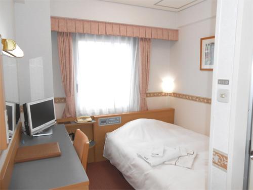 ホテルアルファーワン酒田/客室