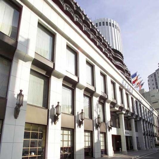 【新幹線付プラン】ローズホテル横浜(びゅうトラベルサービス提供)/外観