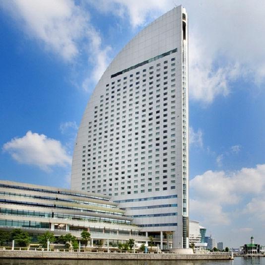 【新幹線付プラン】ヨコハマ グランド インターコンチネンタル ホテル(びゅうトラベルサービス提供)/外観