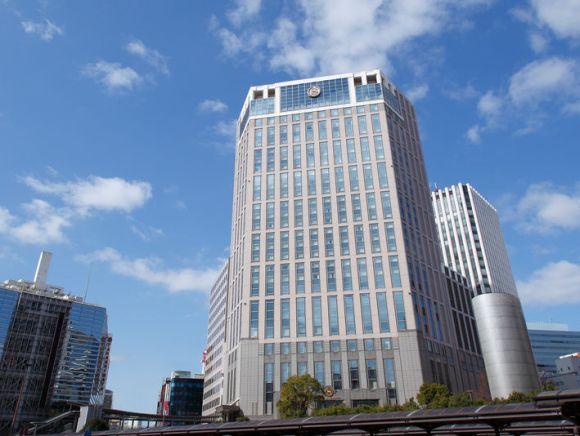 【新幹線付プラン】横浜ベイシェラトンホテル&タワーズ(びゅうトラベルサービス提供)/外観