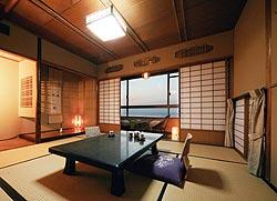 小浜温泉 伊勢屋旅館/客室