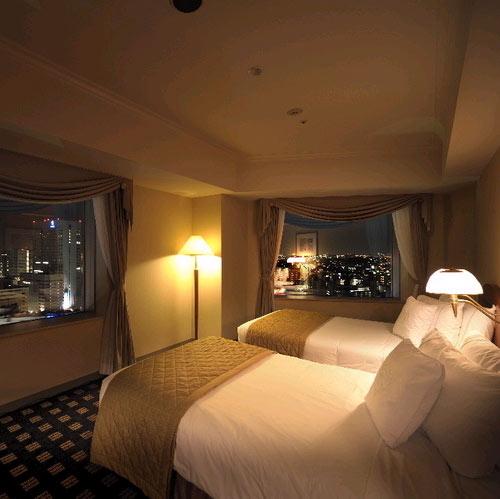 横浜ベイシェラトンホテル&タワーズ/客室