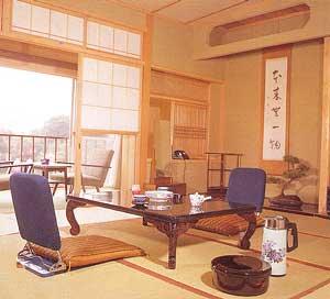 ホテル金田一/客室