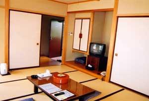 両神温泉 国民宿舎 両神荘/客室
