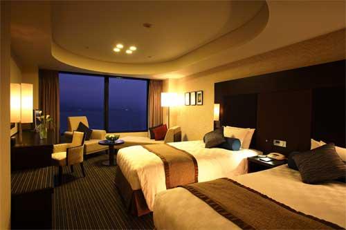 びわ湖大津プリンスホテル(旧 大津プリンスホテル)/客室