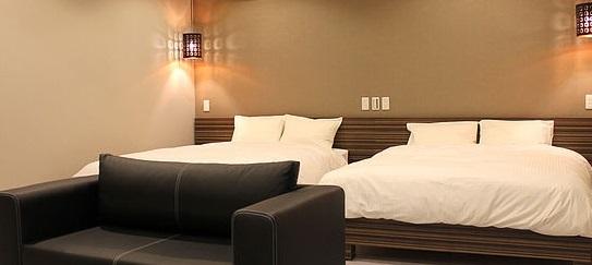 HOTEL88SHINSAIBASHI/客室