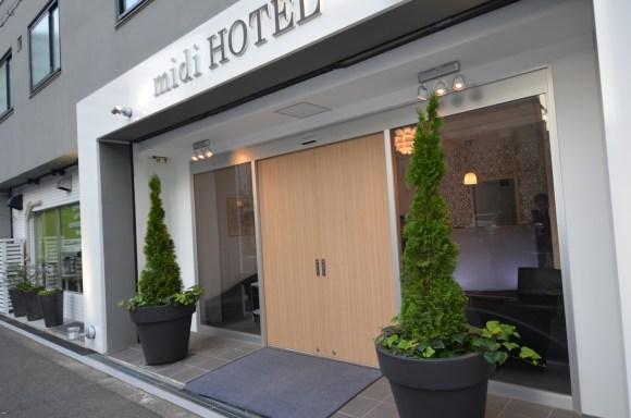 midi HOTEL/外観