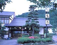 戸倉上山田温泉 亀清旅館/外観