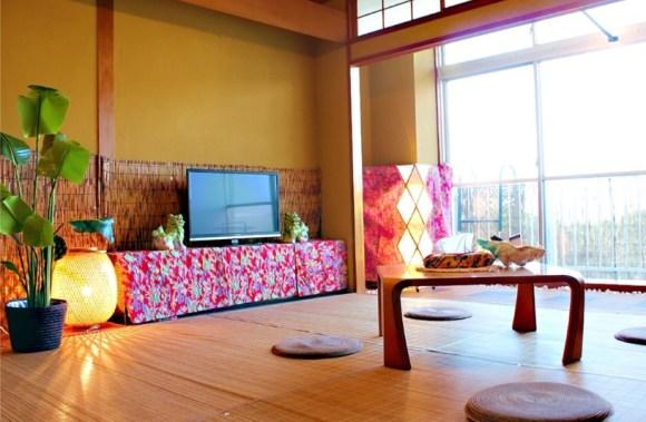 沖縄民宿かりゆし三段壁/客室
