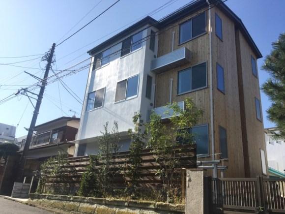 湘南江ノ島シーサイド・ゲストハウス/外観