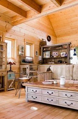 森のDIYコテージ つくつく村/客室