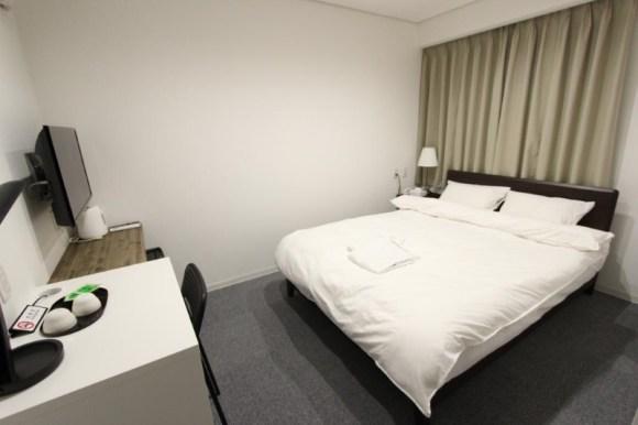ROZY HOTEL NAMBA/客室
