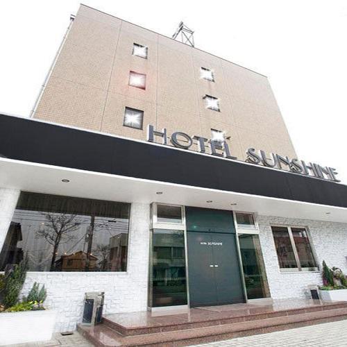 ホテル サンシャイン<茨城県>/外観