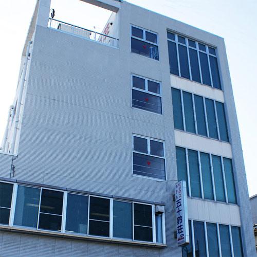 ビジネスホテル五十鈴荘/外観