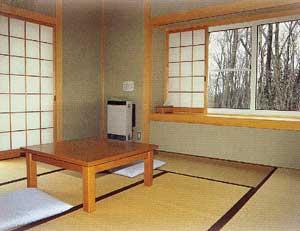 ペンション風の詩/客室