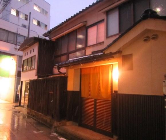 Kanazawa Machiya inn HANA/外観