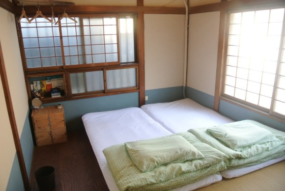 ゲストハウスFUTARENO-横浜野毛みなとみらいの宿-/客室