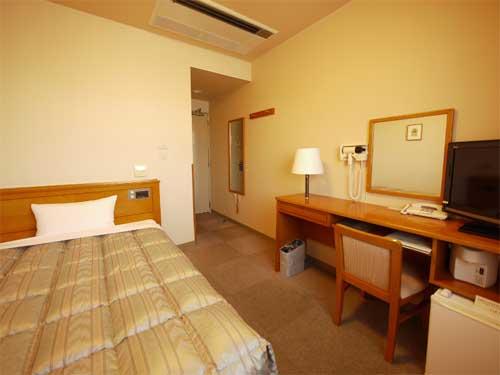 ホテルルートイン米沢駅東/客室