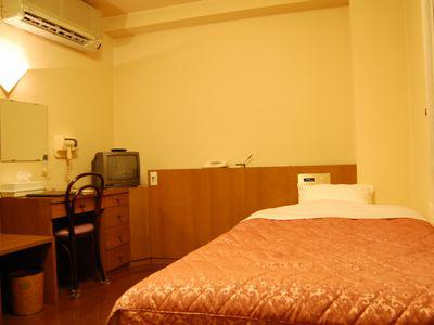 小浜温泉 ビジネスホテル 小浜タウンホテル/客室