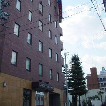 岡崎第一ホテル イースト館/外観