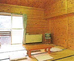 自然教育センター白滝/客室