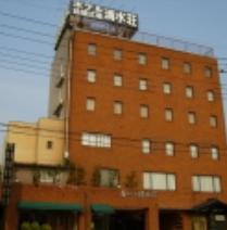 ホテル清水荘/外観