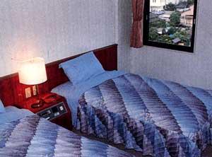 ビジネスホテル西山(相馬)/客室
