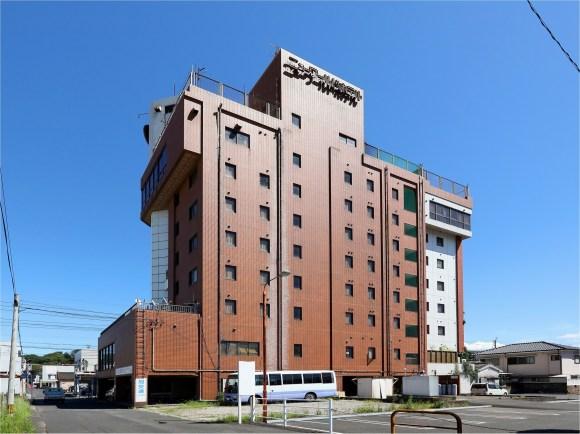 ニューワールドホテル<鹿児島県>/外観
