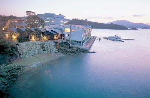 松島温泉 海のやすらぎ ホテル竜宮/外観