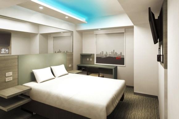レッドプラネット札幌すすきの南/客室