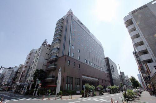 ホテル名古屋ガーデンパレス/外観