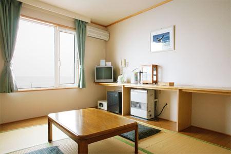 羅臼の宿 まるみ/客室