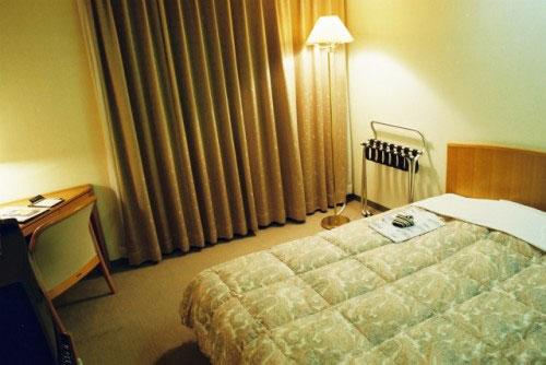 越前屋ホテル<新潟県三条市>/客室
