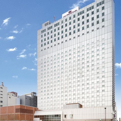 札幌全日空ホテル/外観