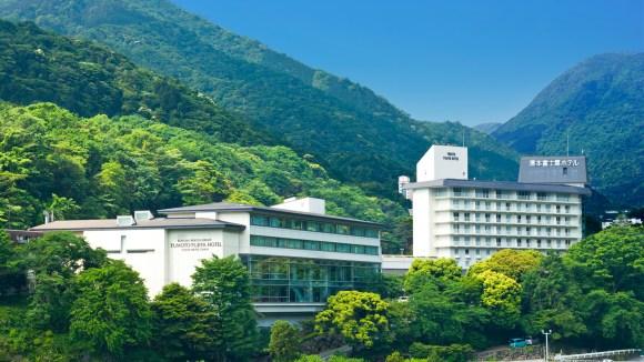 箱根湯本温泉 湯本富士屋ホテル/外観