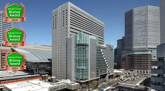 ホテルグランヴィア大阪/外観