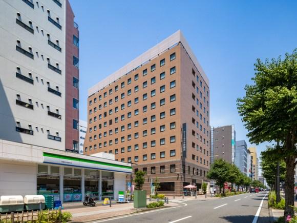 コートホテル新横浜/外観