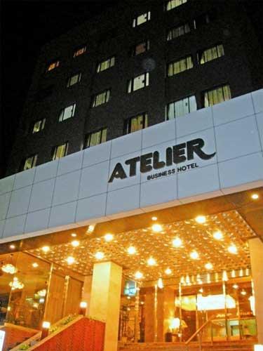 ビジネスホテル アトリエ/外観