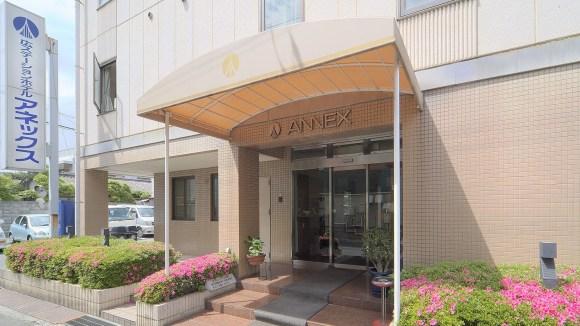 広ステーションホテル アネックス/外観