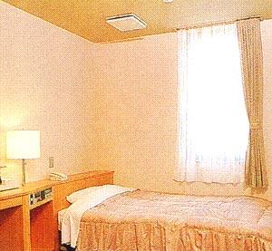広ステーションホテル アネックス/客室